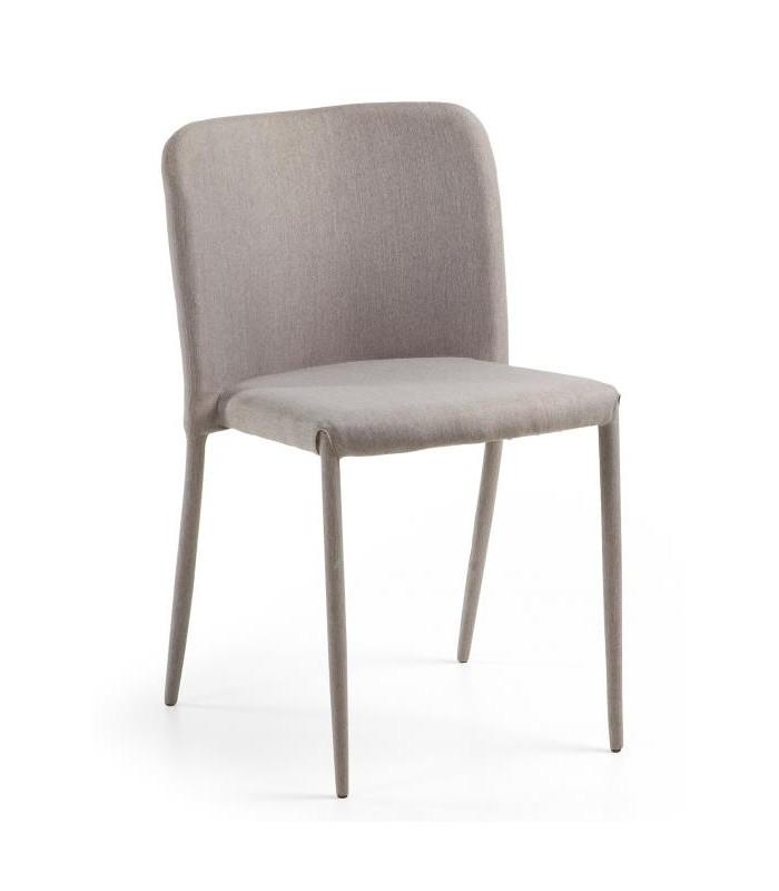silla de comedor yakatan gris grupo hervi